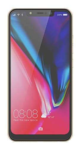 Tecno CAMON iSKY3 (2GB+32GB) with Notch Display and Dual Rear Camera (Champagne Gold) 7