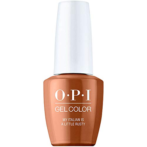OPI Muse of Milan '20, GelColor Gel Nail Polish, Gel Color, My Italian is a Little Rusty