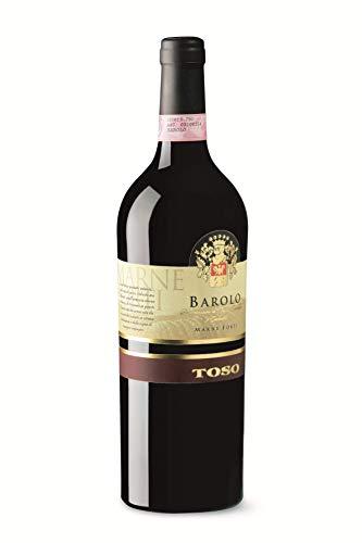 Toso S.p.a Toso Barolo DOCG, Vino Rosso prestigioso, Piemonte, 750ml