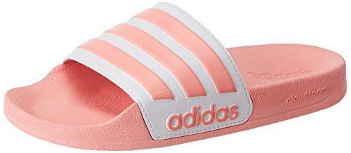 adidas Adilette Shower, womens Slide, Glory Pink/Footwear White/Glory Pink, 38 EU