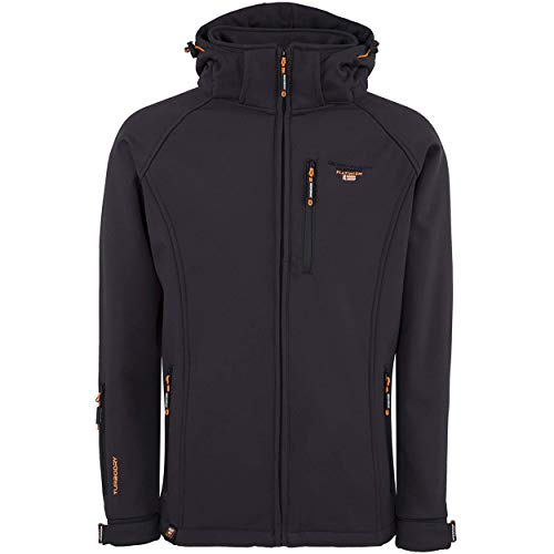 Geographical Norway TABOO MEN - Veste Softshell Homme Impermeable - Manteau...