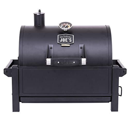 Product Image 1: Oklahoma Joe's 19402088 Rambler Portable Charcoal Grill, Black