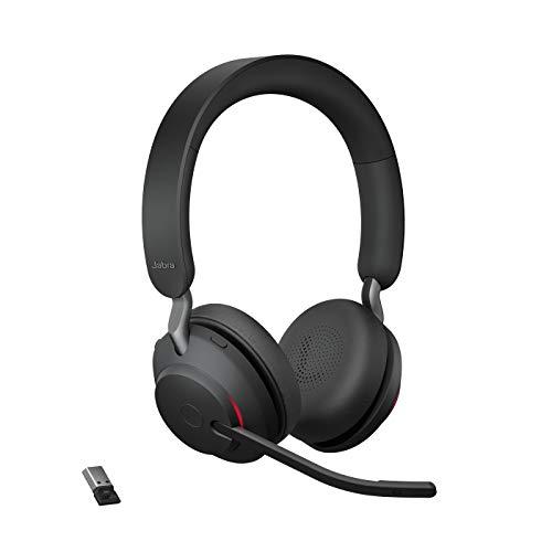 Jabra Evolve2 65 Auriculares Inalámbricos Estéreo PC con...