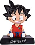 HEARTWIN Super Hero Goku Action Figure Dragon Ball Z Bobblehead with Mobile Holder for Car Dashboard, Office Desk.