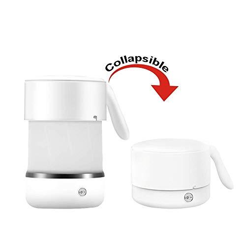 Bouilloire électrique pliable pour le voyage, chauffe-thé chaud de...
