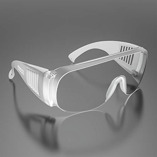 Occhiali Protettivi E Igienici di Sicurezza, Occhiali Per Uomo E Donna a Prova di Polvere a Prova di...