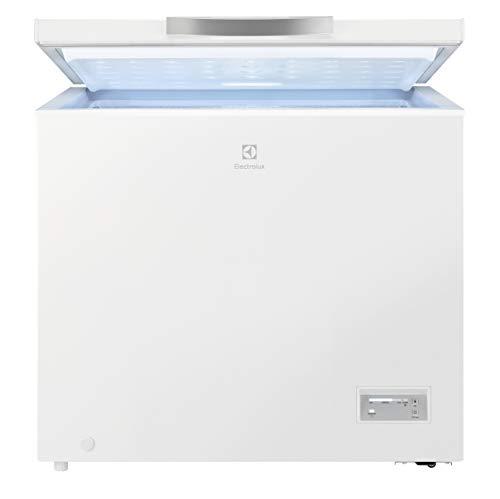 Electrolux LCB3LF20W0 Congelatore Orizzontale, Potenza 100 W, Capacit 198 L, Bianco