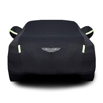 Whitejianpeak Compatible with Aston Martin Rapide AMR Car Cover, Waterproof Overlay, General-purpose Thickening Car Lid for Indoor Outdoor Use
