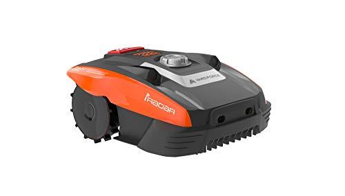 Yard Force Robot Tondeuse Compact 280R avec iRadar-Capteurs Ultrasons pour Pelouse jusqu'à 280m²