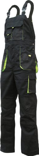 TRIUSO Power Arbeitslatzhose 270g/m2 in schwarz in Größe 50