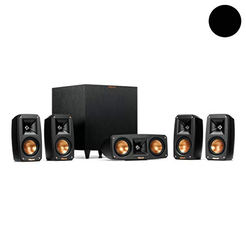 Klipsch Reference Theater Pack 5.1 - Altavoz, negro