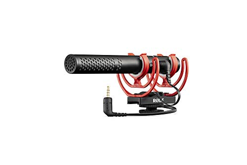 RODE Microphones ロードマイクロフォンズ VideoMic NTG オンカメラショットガンマイク VMNTG