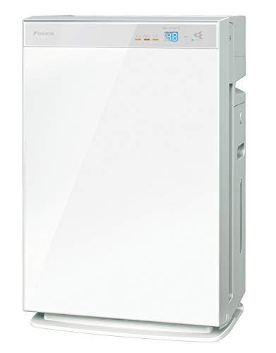 ダイキン(DAIKIN) MCK70X-W 加湿ストリーマ空気清浄機 (ホワイト)