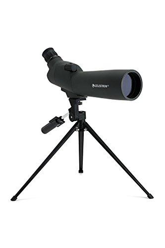 Celestron UpClose 20-60x60 Zoom- 45° Spotting Scope Telescope (60mm)