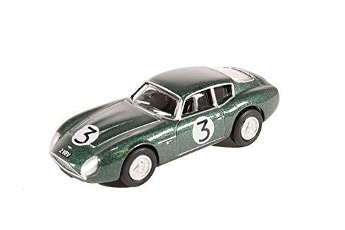 Oxford Diecast 76AMZ002 Aston Martin DB4GT Zagato 2 VEV Jim Clark Goodwood 1961
