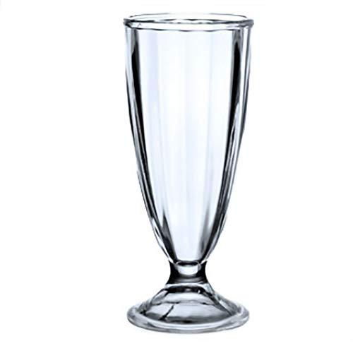 Vintage Soda Fountain Milkshake Glasses