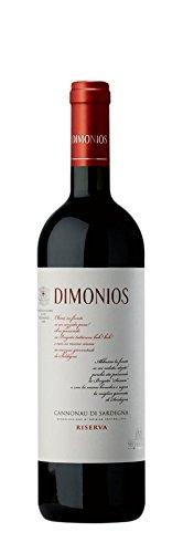 3 bottiglie x 0.75 l - Dimonios, Sella & Mosca. Vino rosso sardo