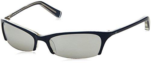 Adolfo Dominguez Ua-15006-545 Gafas de Sol, Blue, 49 para Mujer