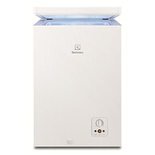 Electrolux - congelatore orizzonatale a libera installazione EC1005AOW finitura bianco da 60cm