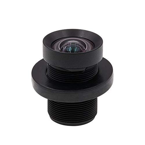Cvivid Lens Lente Non Distorsione a 72 Gradi EFL 4,35mm F/2,8 10MP Sensore da 1/2,3 Pollici Sostituzione per GoPro Hero 3+/4 DJI Inspire e DJI Phantom 3/2