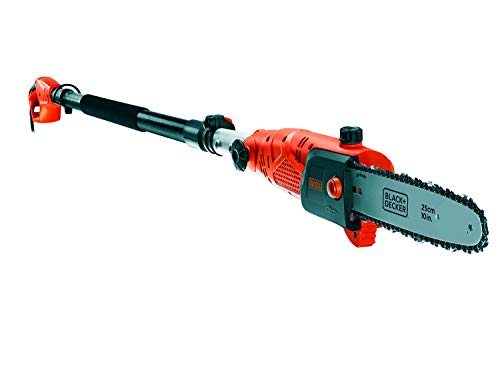 BLACK+DECKER PS7525-QS Sega Potatrice a Filo 800 W, Barra 25 cm