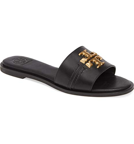 31mL4GcaseL Leather upper & lining Golden Double T Logo Medallion Cushioned footbed with foam padding