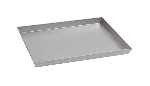 PADERNO 41751-40 Teglia Rettangolare, 40 cm, Alluminio