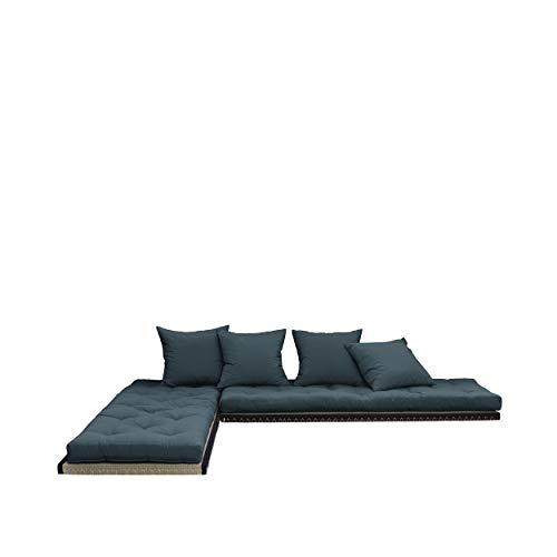 Karup Design Chico Futon - Divano Letto a 3 posti, in Stile scandinavo, con Funzione Letto