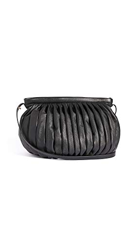 31mRFrHufcL Leather: Cowhide Pleated design Length: 12.5in / 32cm