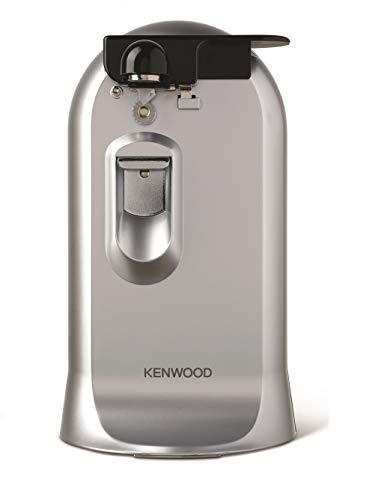 Kenwood CO606.SI Dosenöffner, 40 W, Silber