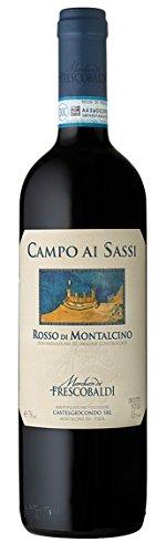 Campo ai Sassi 2019 - Tenuta CastelGiocondo - Rosso di Montalcino DOC - Frescobaldi - Bottiglia da 0,75ml