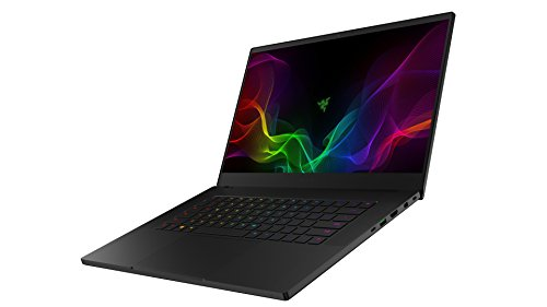 "Razer Blade 15 (15,6"" 144Hz Full HD) Portable Gaming (Ecran Edge-to-Edge, GeForce GTX 1070 Max-Q, 8th Gen Intel Core i7, 256 GB SSD, RGB Chroma Eclairage & AZERTY-Layout)"