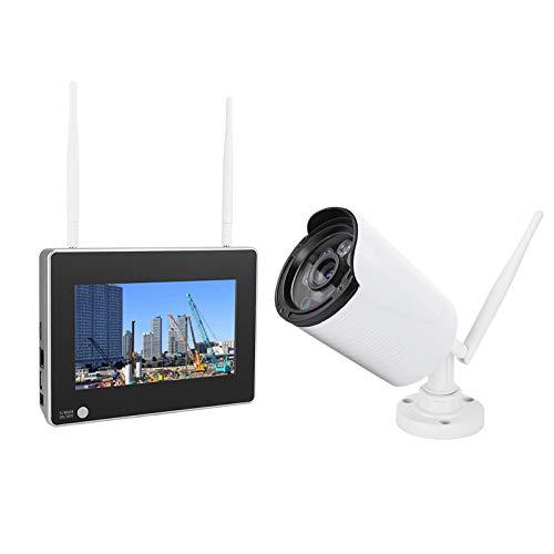 Videocamera di sorveglianza CSY6 12-1V1 7 pollici senza fili WiFi NVR palla telecamera impermeabile visione notturna monitor di sicurezza domestica 1,3 MP alta definizione sicurezza interna esterna