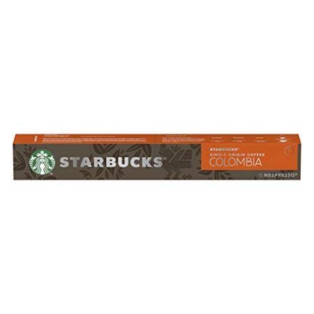 Starbucks Colombia Espresso Kaffeekapseln