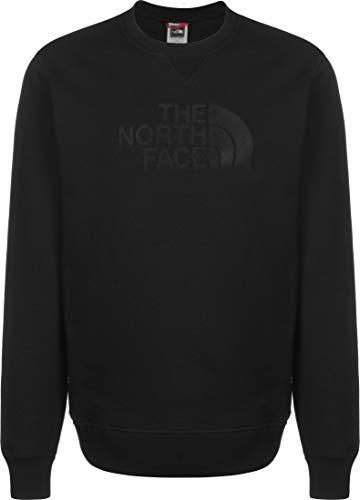 North Face NF0A4SVRJK31. M Maglia di Tuta, Nero, M Regolare Uomo