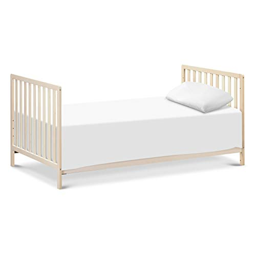 Product Image 5: Carter's by DaVinci Colby 4-in-1 Convertible Mini Crib with Trundle in Washed Natural, Greenguard Gold Certified