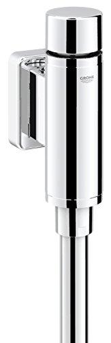 GROHE Rondo | WC - Druckspüler | für URINAL, integrierte Vorabsperrung | 37339000