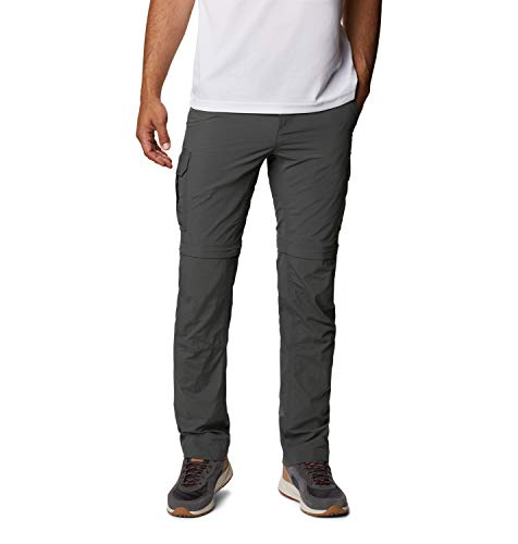Columbia Silver Ridge II, Pantalon de Randonnée Convertible, Homme
