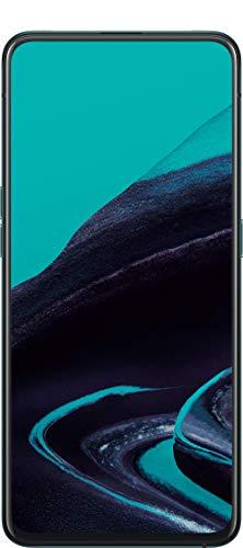 "Oppo Reno 2 - Smartphone de 6.55"" AMOLED, 4G Dual Sim, 8GB/ 256GB, Qualcomm Snapdragon 730G, cámara trasera 48 MP + 8 MP (gran angular) + 13 MP + 2 MP, 4.000 mAh, Android 9, Azul (Ocean Blue)"