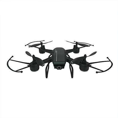 SCHUANG Quadcopter Drone WiFi 720p HD Camera 4k Grandangolo Trasmissione di Immagini in Tempo Reale...