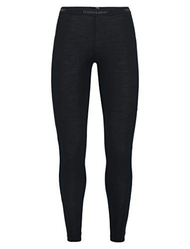 Icebreaker Merino Women's Wmns 175 Everyday Leggings, Black, S