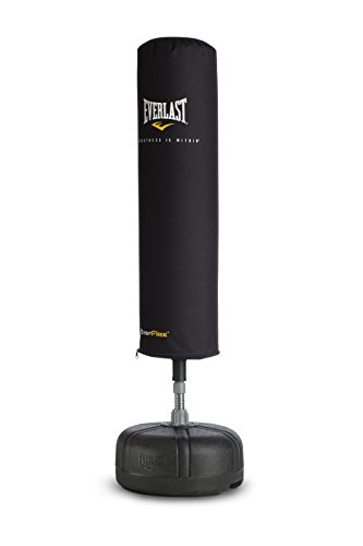 Everlast 2262 - Saco inchable para boxeo (adultos, talla única), color negro