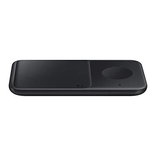 SAMSUNG Cargador inalámbrico Duo EP-P4300B, Color Negro