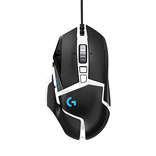 Logitech G502 SE Hero, Ratón High Performance RGB Gaming Con 11...