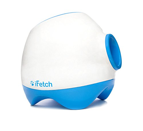 iFetch Too Interactive Ball Launcher for Dogs –...