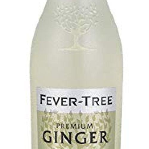 Fever-Tree Ginger Beer - Pack of 8 500mL Bottles