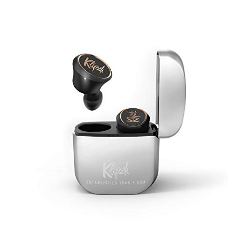Klipsch Auriculares T5 True Wireless Black, Talla nica