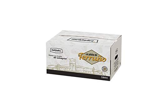 Las Patatas del Terruño Caja 10Kg   ESPECIALES para FREIR