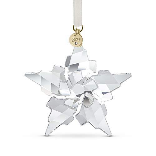 SWAROVSKI Christmas Ornament, 2021 Annual Edition, Large,...