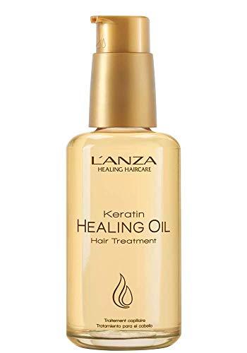 L'ANZA Keratin Healing Oil Hair Treatment, 3.4 Fl Oz